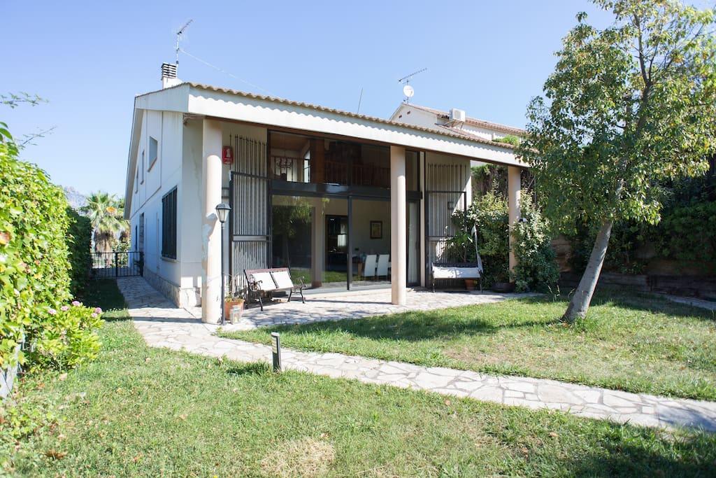 Gran casa 4 pax cerca de montserrat chalets en alquiler - Pisos en alquiler olesa de montserrat ...