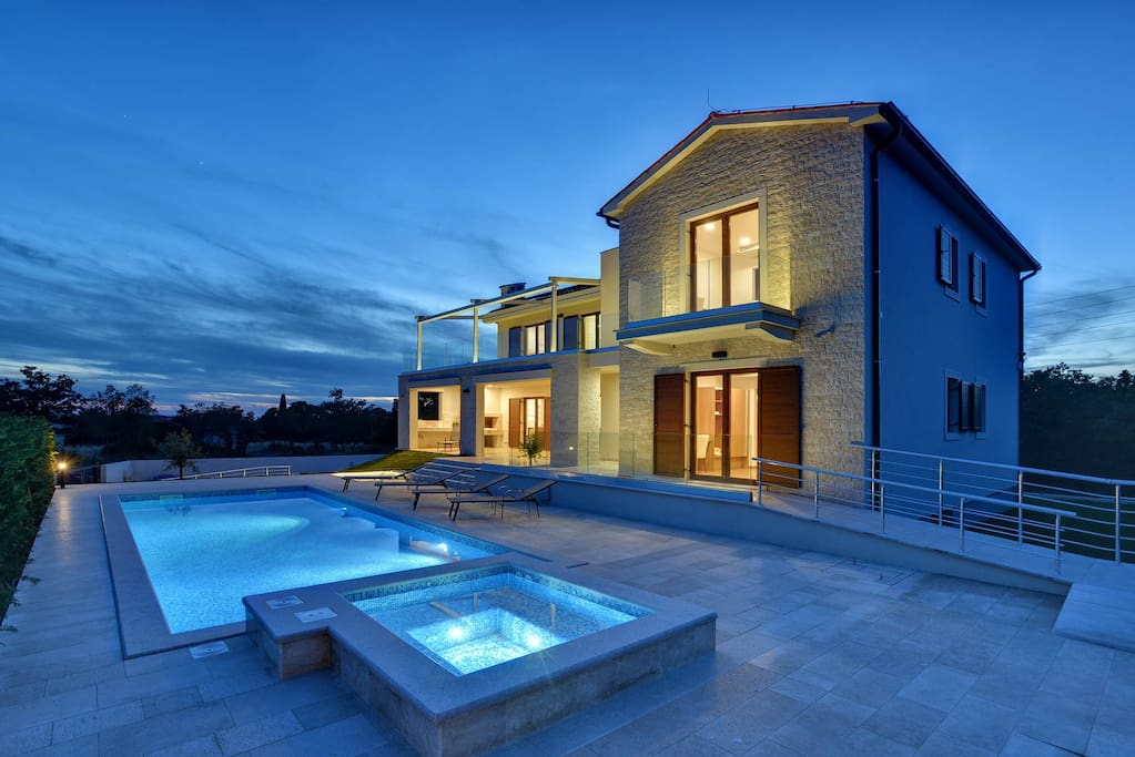 Amazing property view at down
