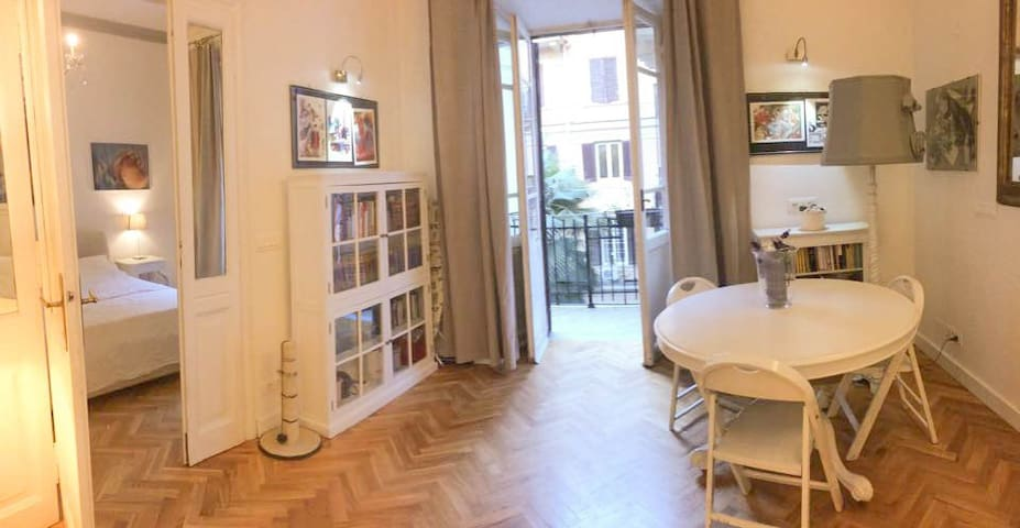 Cute Nest 5 min from Villa Borghese - Roma - Apartment