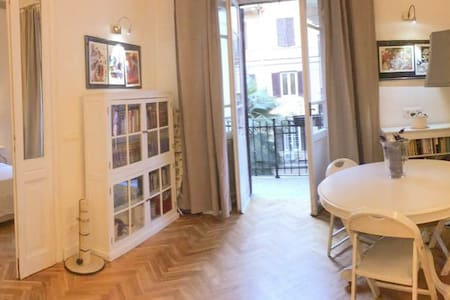Cute Nest 5 min from Villa Borghese