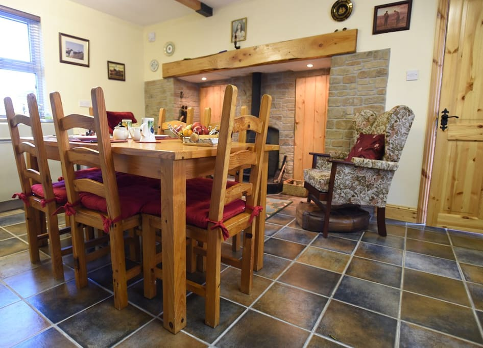 Welcome to our much loved country cottage!