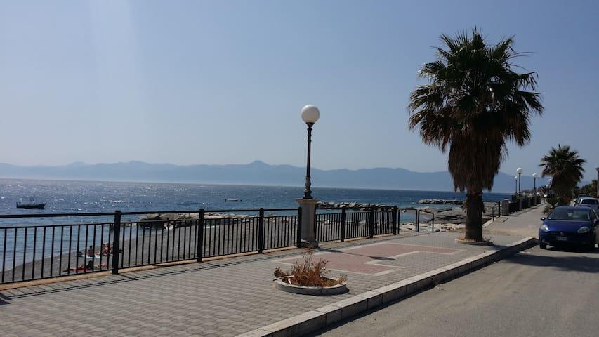 200 mt dal Mare - 350€/sett - Reggio Calabria - Apartament