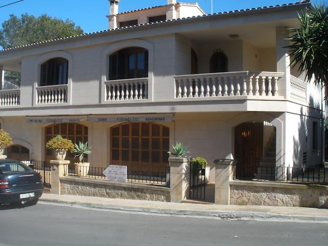 cozy apartment, 5 pax, near sea. - Cala Figuera - Appartement