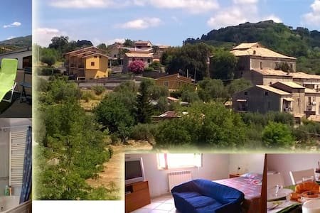 nature and relaxation in the hills - Marano Principato - Apartemen