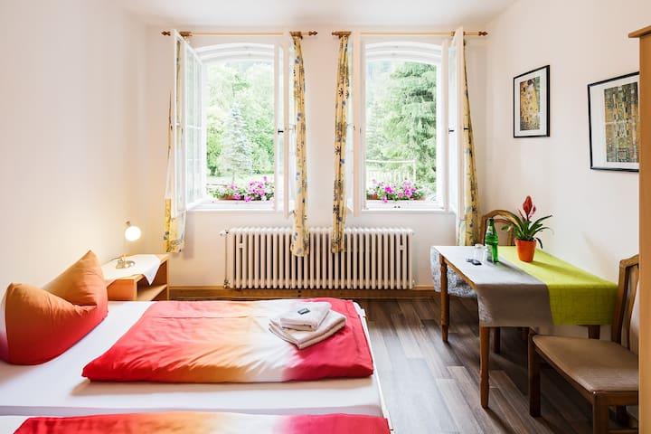 Doppelzimmer im Thüringer Wald - Schalkau