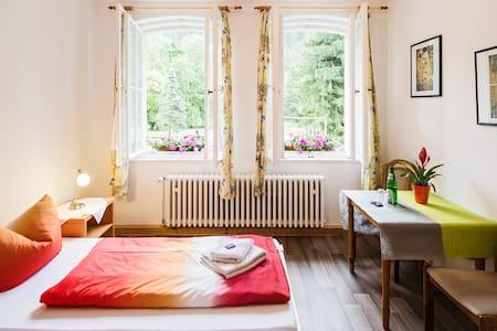 Doppelzimmer im Thüringer Wald - Schalkau - Huis