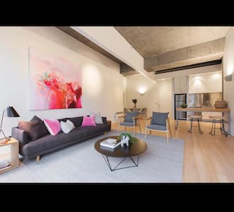 Cool & Cosy loft on Chapel St - Prahran - Loft