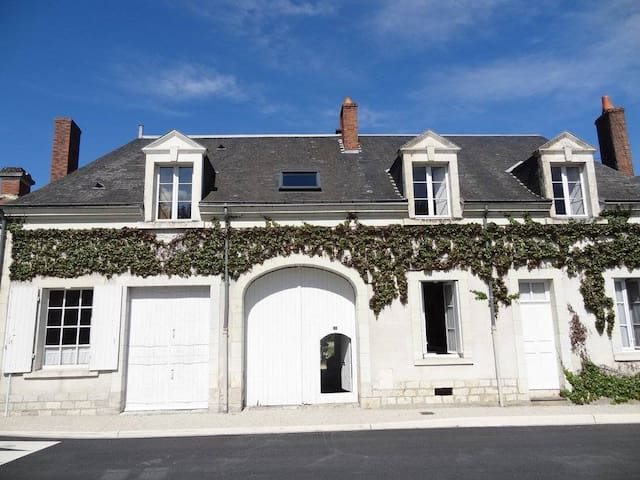 Charming family house in the Loire Valley - Villentrois - Huis