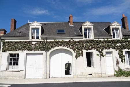 Charming family house in the Loire Valley - Villentrois - Дом