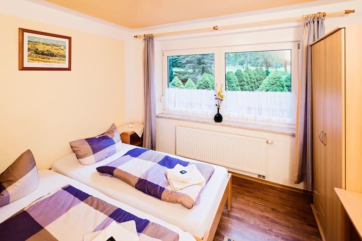 Ferienwohnung im Thüringer Wald - Schalkau - Apartamento