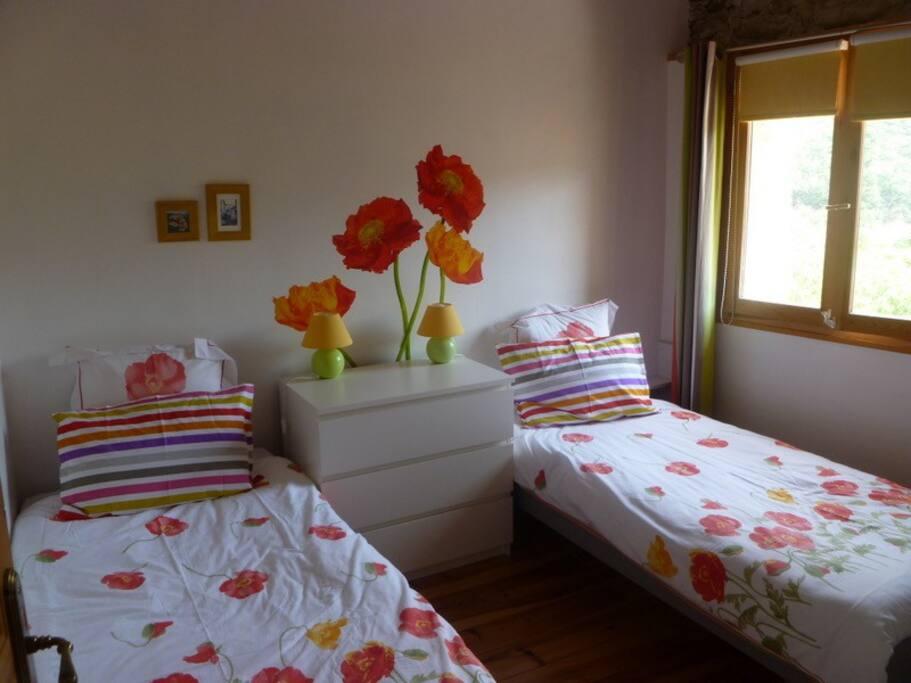Twin or Double Bedroom