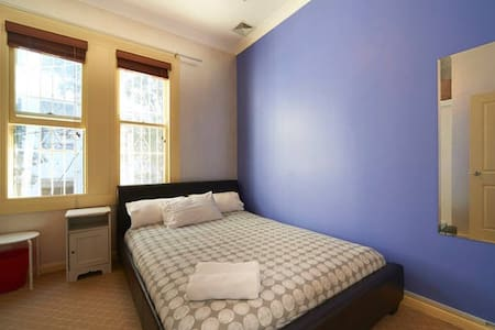 Master Room by Central Station - Surry Hills - Haus