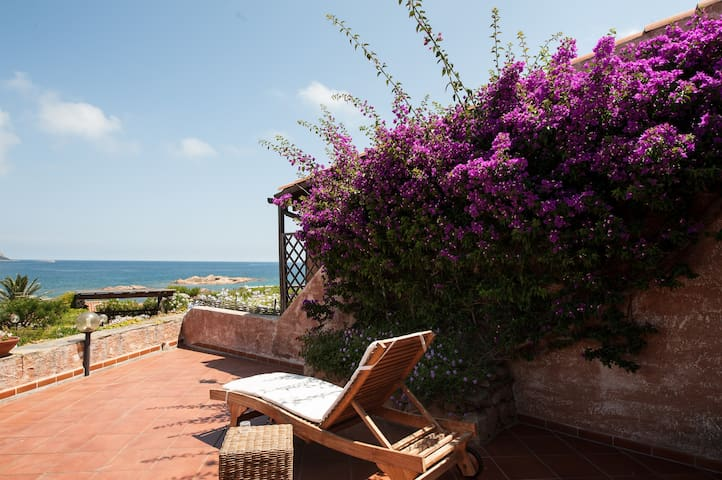 Your dream summer house by the sea - Costa Corallina - Σπίτι