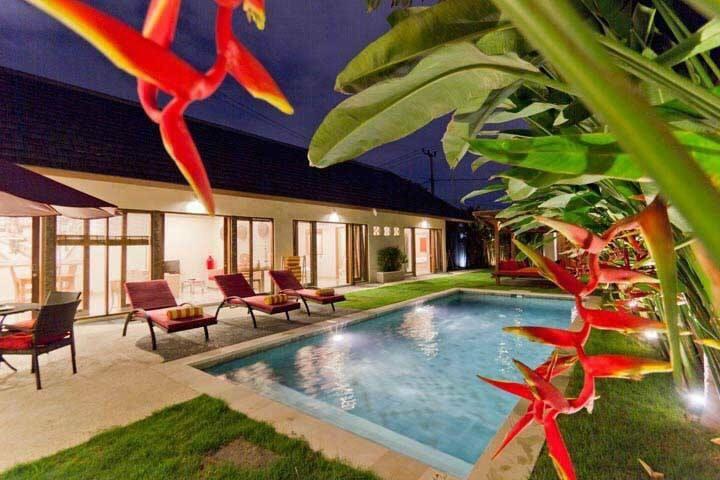 3 Bedroom Charming Villa, Seminyak.