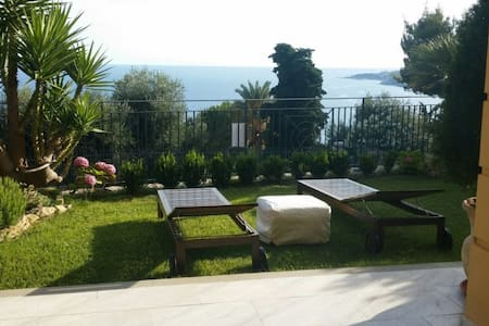 Elegant Apartment with Garden - Ospedaletti