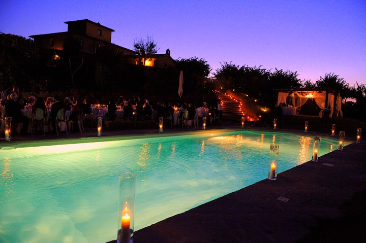 Your Private Estate with pools and chef!