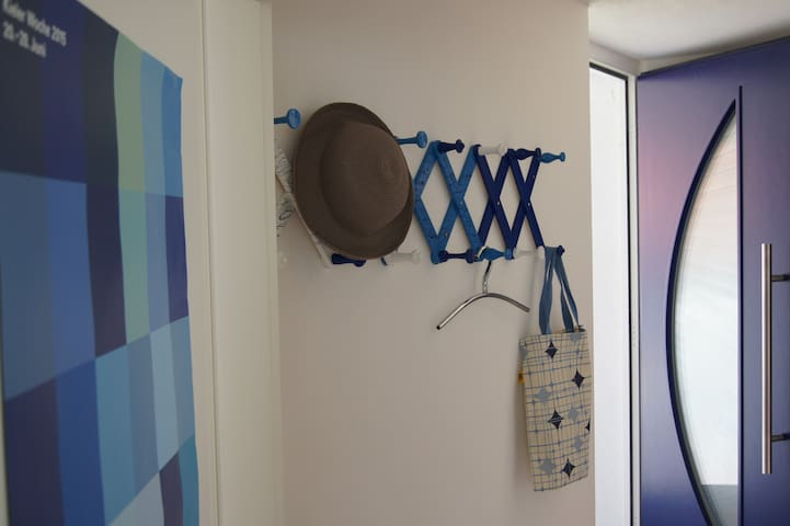 Ruhige citynahe Zweizimmerwohnung - Wittnau