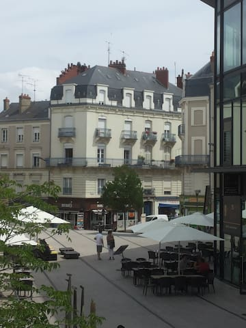 Appartment in cthe city center! - Angers - Apartment
