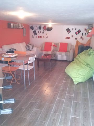 1 habitación en la  Sierra de Madrid