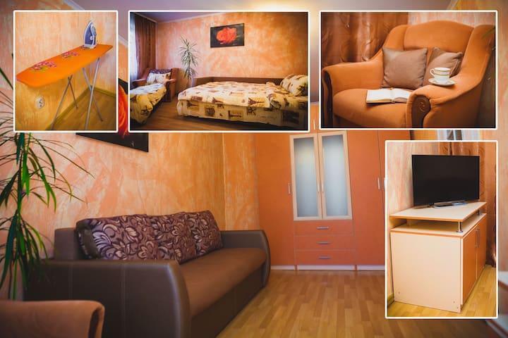 Rivne,near the center,comfortable - Рівне - Appartement