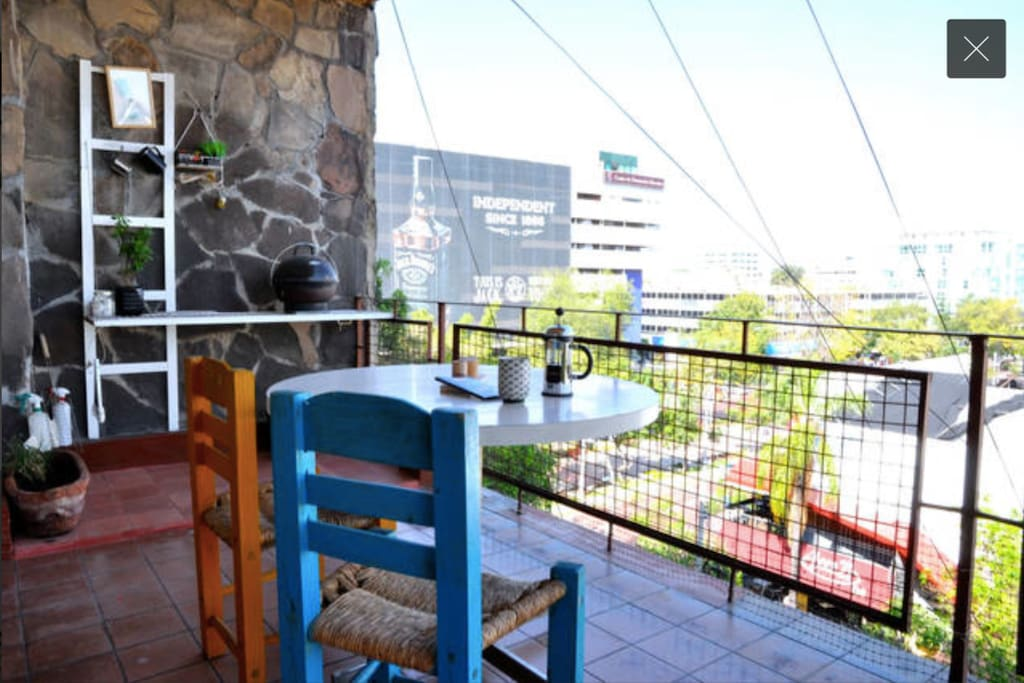 Balcony & Grill
