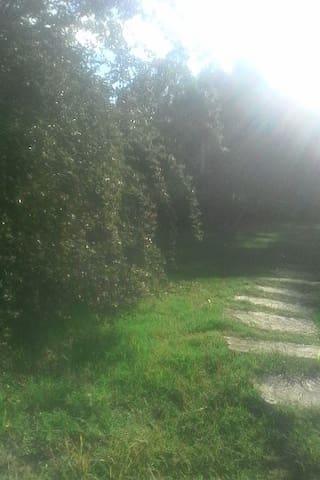 casa de 100 mts 2 con jardin - Atlantida - House
