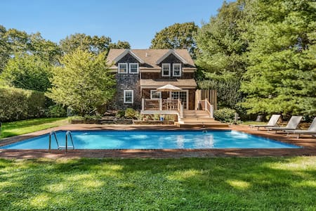 Peaceful Luxury & Heated Pool, Just 7min to EH+Sag