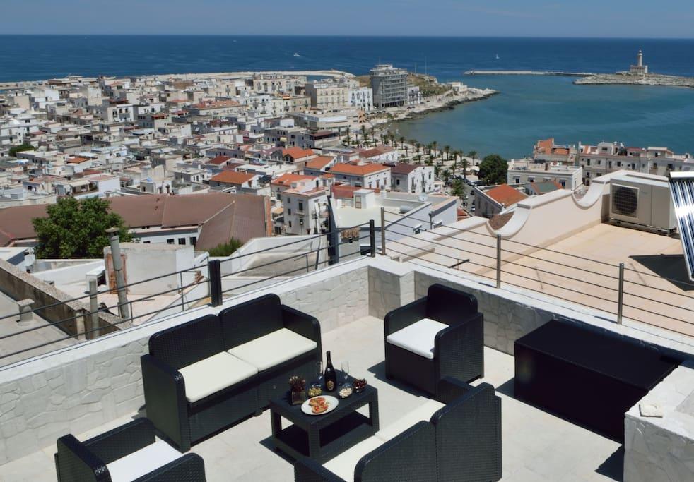 B&B Casanita - Our terrace