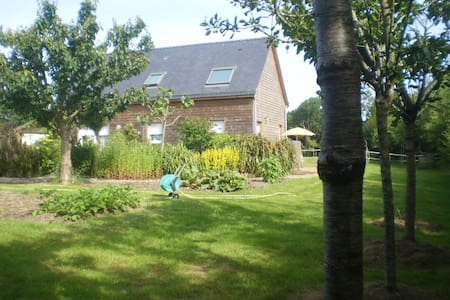 Studio on garden +wifi near Paimpol - Plourivo