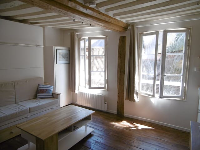 Le clocher Ste Catherine - Honfleur - Appartement