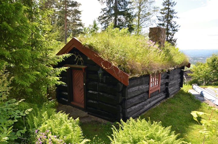 Charming small house Holmenkollen