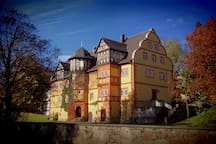 Kleine Wohnung im Schloss-Geyso