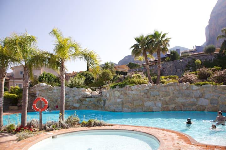 Nice house Polop Alicante 4p. - Polop