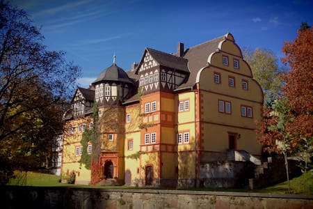 Stay in the Castle - Hohenroda - Daire