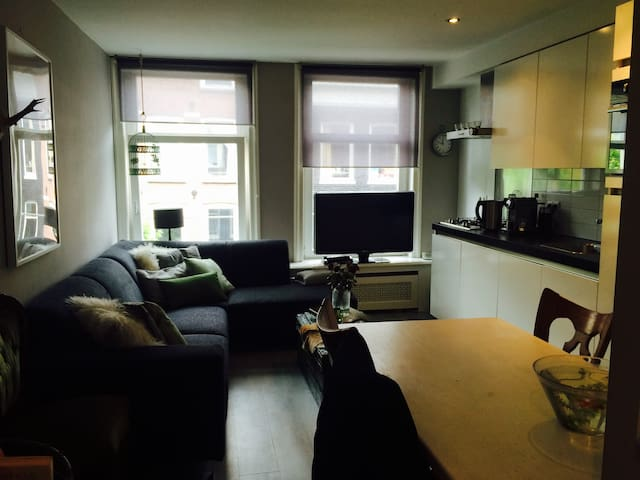 Lovely Private Room in de Pijp - Amsterdam - Appartamento