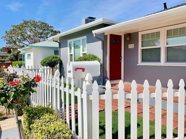 CASA CHARO ~2/2 BEST little cottage in Shell Beach