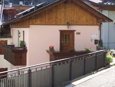 Appartamento indipendente in centro - Lozzo di Cadore - Lejlighed