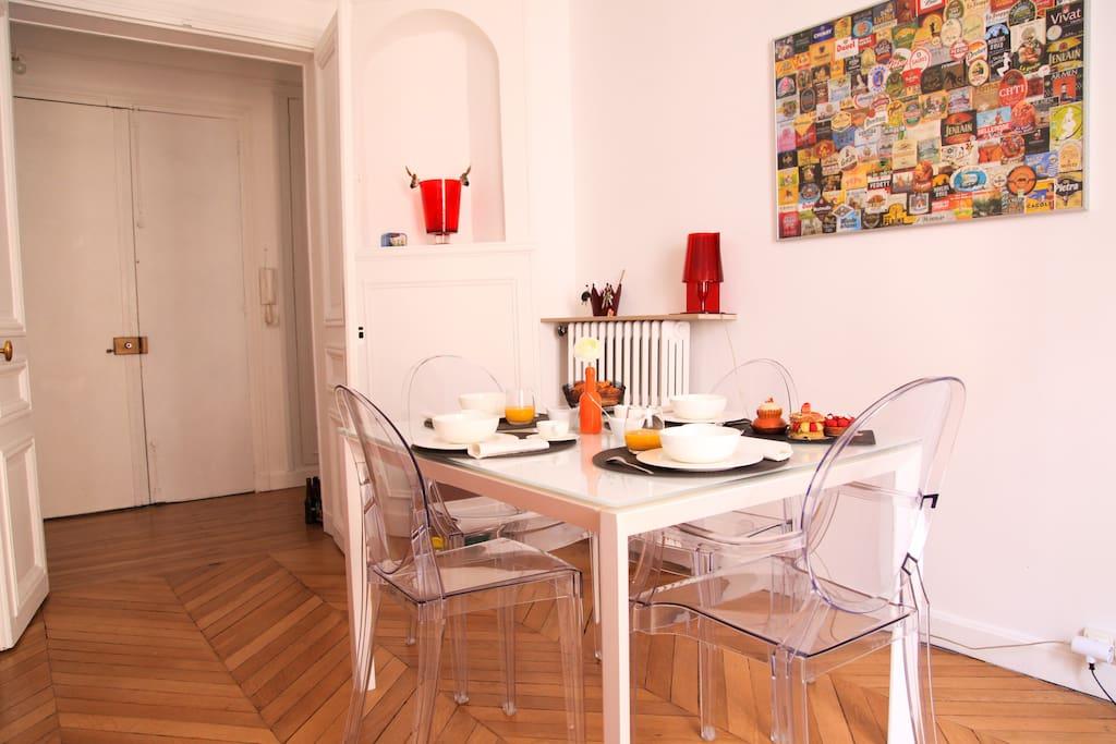 Superbe appartement au panth on appartements louer - Location appartement meuble ile de france ...