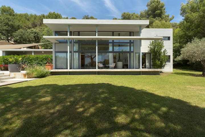 Modern Luxury House in Provence - Cadenet - Дом