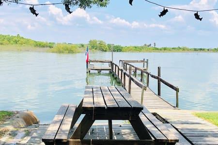 Lakefront home near Lake Corpus Christi State Park