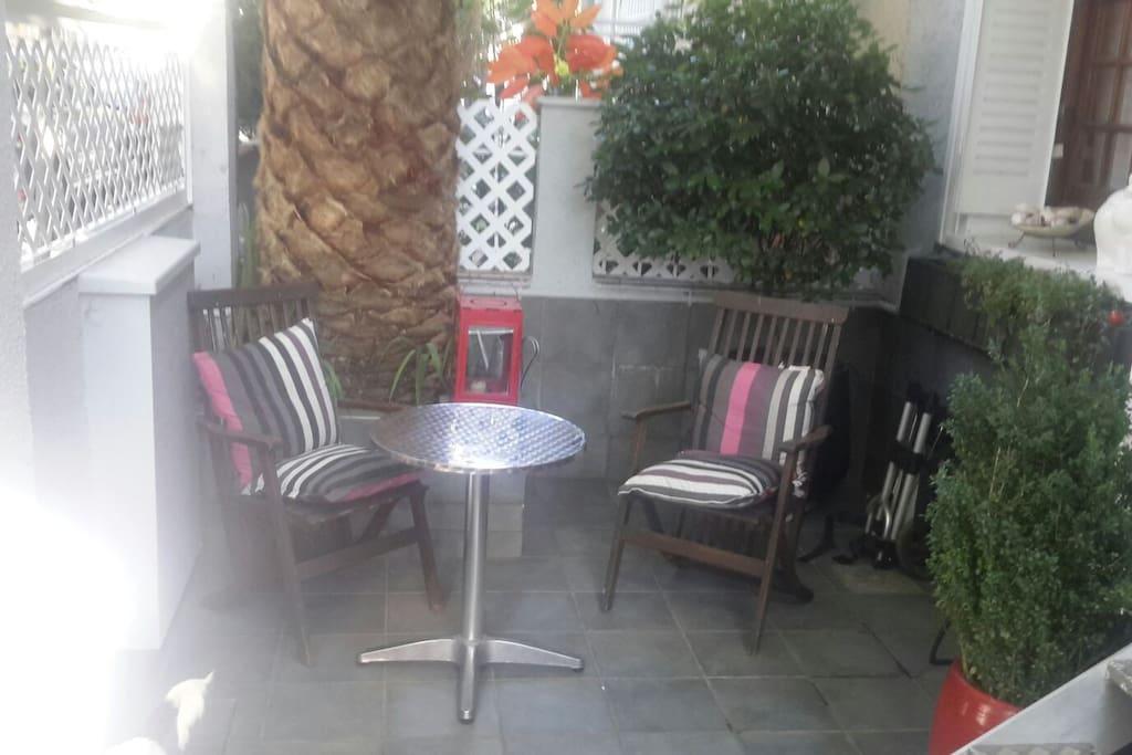 Rincon patio