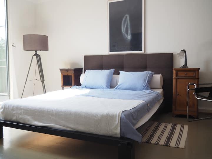 Double room w en-suite facilities