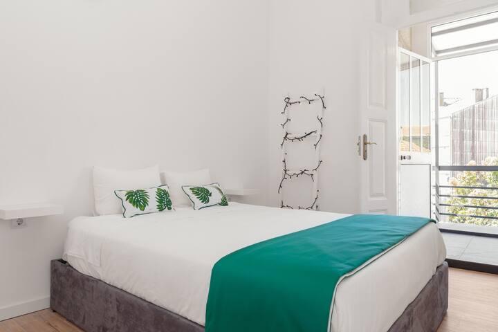 MOA GREEN | 2 Bedroom #Subway#NEW - Porto - Casa