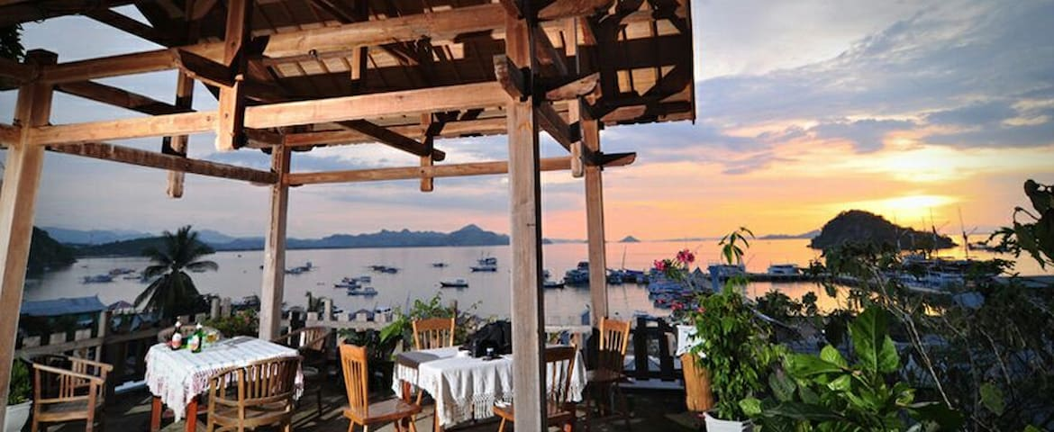 GREEN HILL ROOM KOMODO - Labuan Bajo - Bed & Breakfast