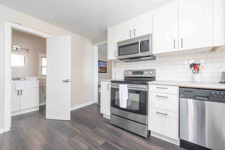 Large Downtown 1 Bedroom near Parliament
