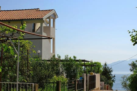 Studio flat with terrace and sea view Podaca, Makarska (AS-2621-a) - Podaca