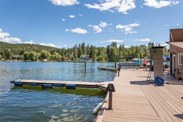 Luxury Condo on Flathead Lake