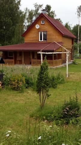 Домик на ферме