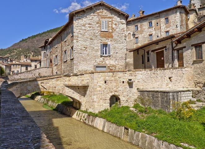 La Residenza del Bargello - Gubbio - Byt
