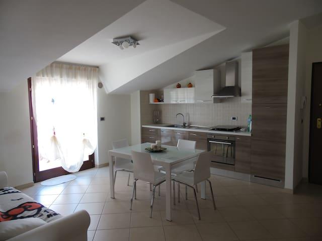 ATTICO nuovissimo montesilvano - Montesilvano - Apartament